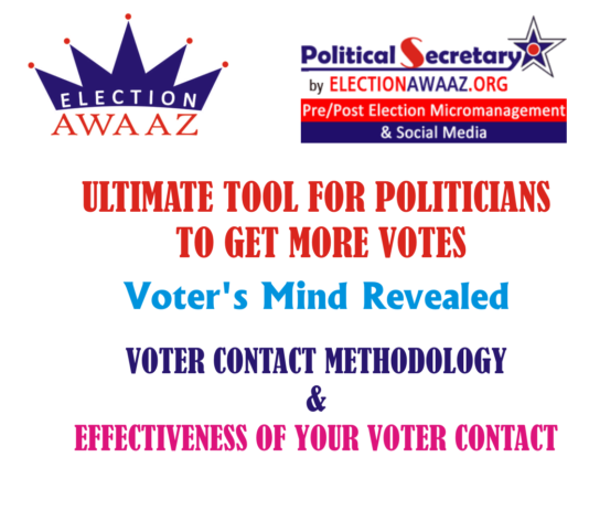 VOTER CONTACT METHODOLOGY